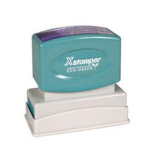 XStamper N14 Notary Pre-Inked Stamp