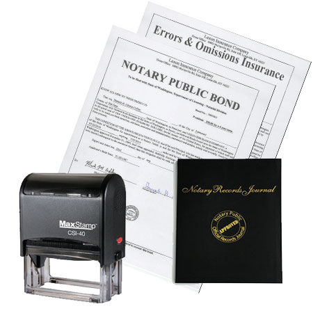 Arizona Notary Package